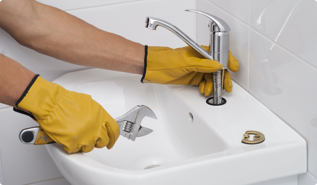 Book Plumbing services Online: Plumbing Services at Home - HouseJoy